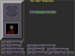 Race main screen