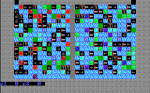 Mazing game screen