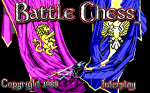 Battle Chess Title Screen