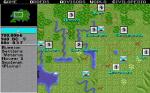 The main gameplay screen