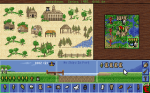 The colony screen