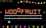 Title screen for Wood fruit