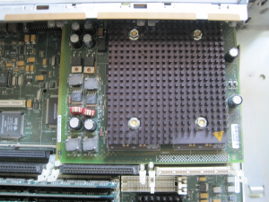Dual CPU MBUS module