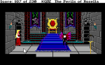 Lolotte's throne room