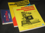 Microcomputing handbooks!