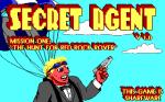 Secret Agent Man!
