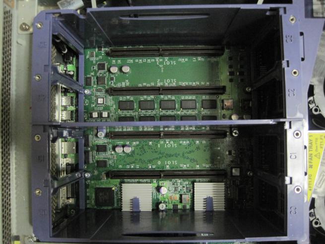 Empty CPU Slots