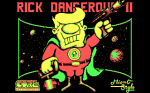 Title Screen in CGA