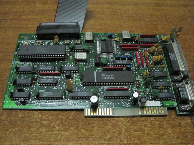 Epson Floppy Controller