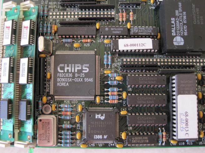 SNMP Module up close