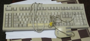 Sun Keyboard and Mouse
