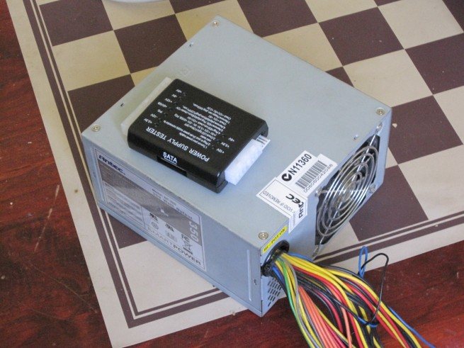 Power supply and Tester