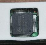 Converter chip