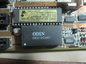 CMOS and Clock chip