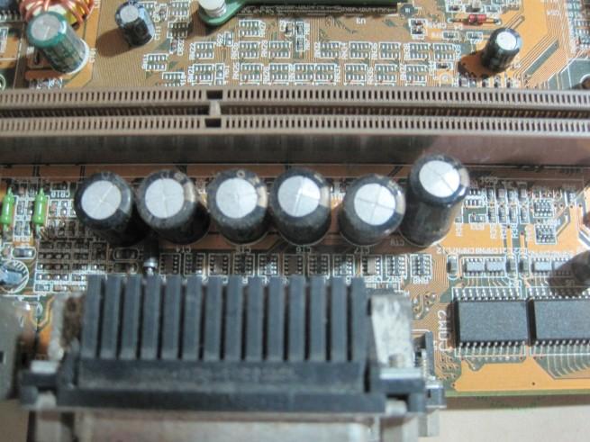 Bulk capacitance