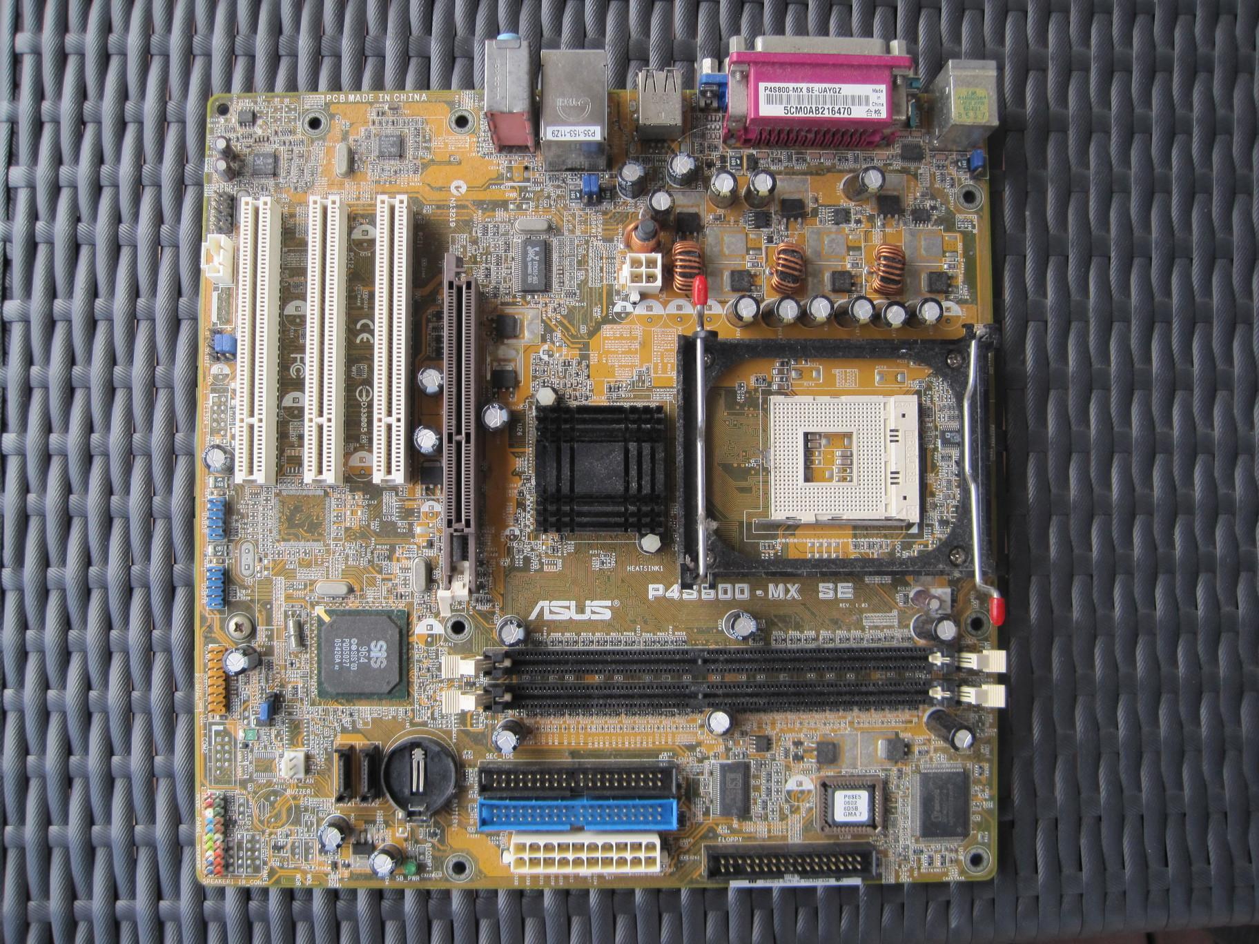 ASUS P4S800-MX SE SOUND WINDOWS 8 DRIVER