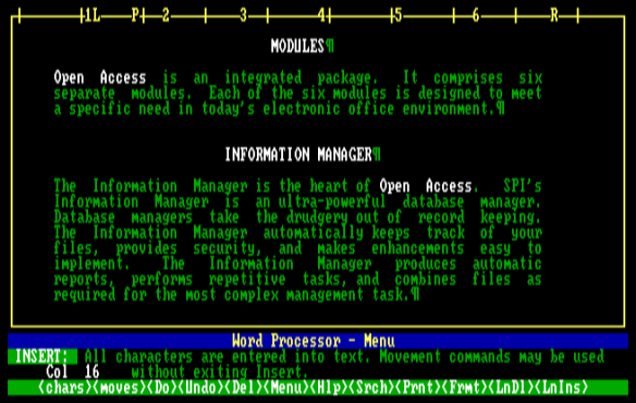 Open Access for DOS | sparcie